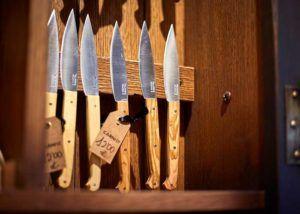 Mantenimiento de Cuchillo