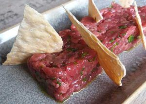 Steak Tartar Al Oloroso