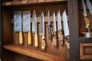 cuchillos especiales para carne